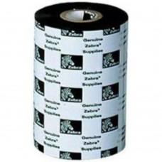 Ribbon per Stampanti Zebra a cera. Confezione da 12 pz.